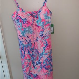 NWT Lilly Pulitzer Margarete Coverup